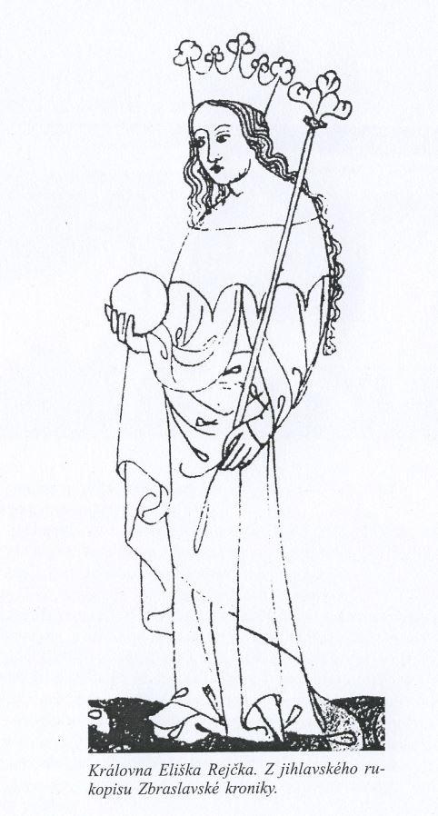 Eliška ve Zbraslavské kronice