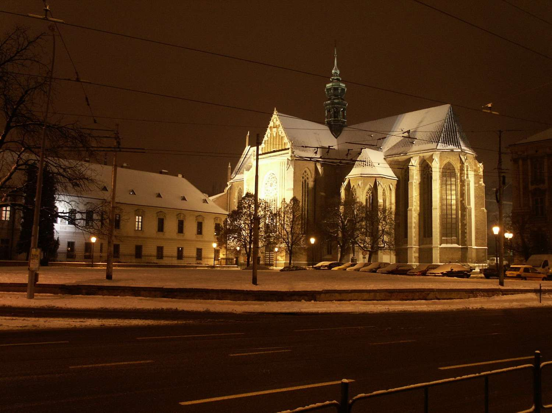 Kostel a klášter v současné době