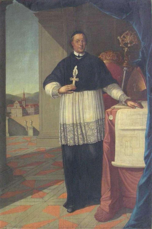 1. opat brněnských augustiniánů Matouš Pertscher