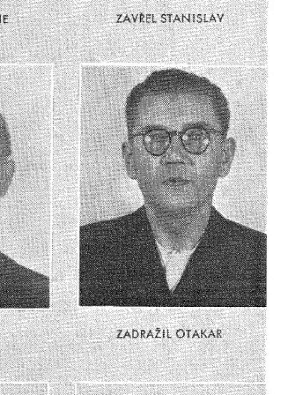 O. Otakar Zadražil