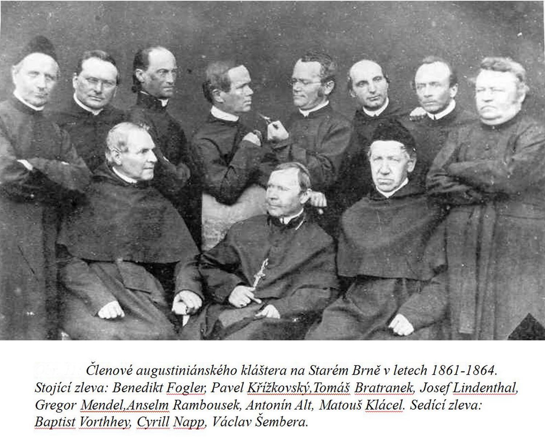 Augustiniání 1861-1864