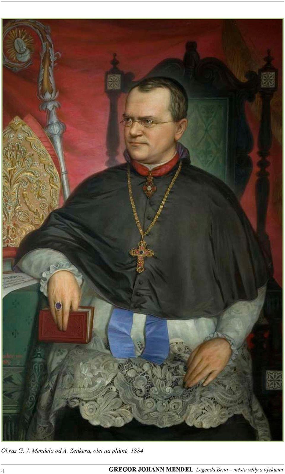 J.G. Mendel - opat