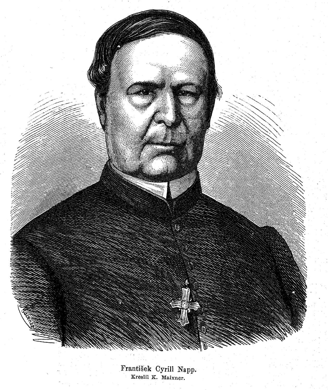Cyril Frantisek Napp