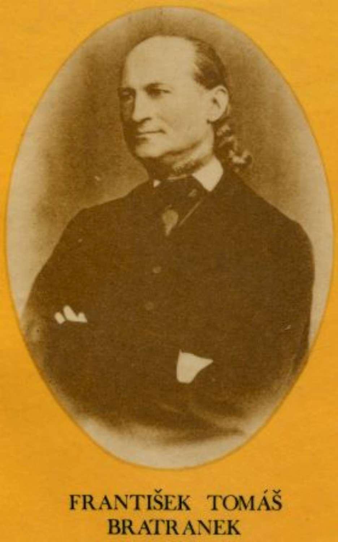 František Tomáš Bratránek