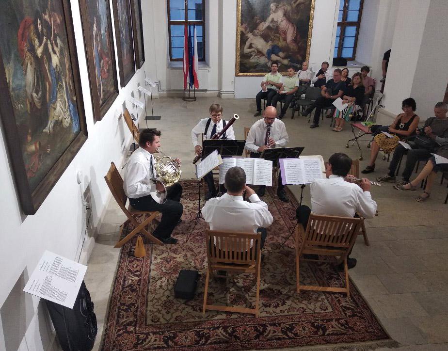 Koncert Janáček Ensemble