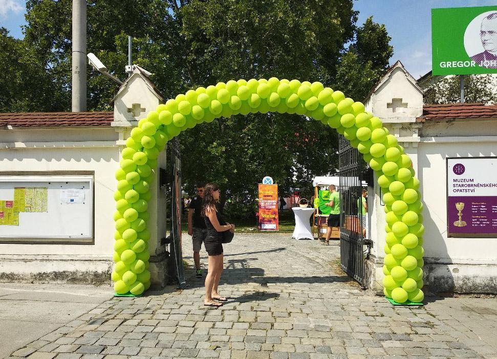 Festival Mendel je